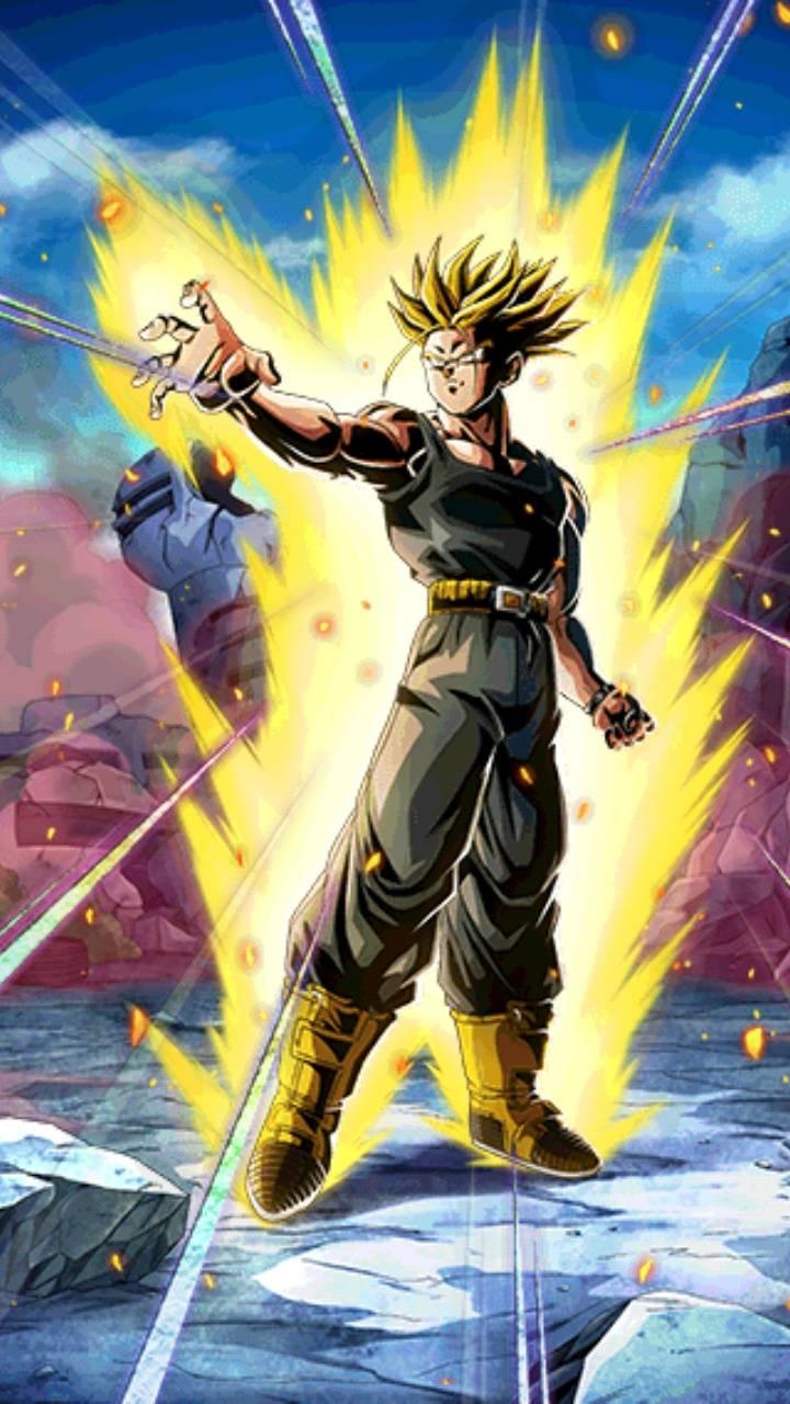 Super Saiyan Trunks