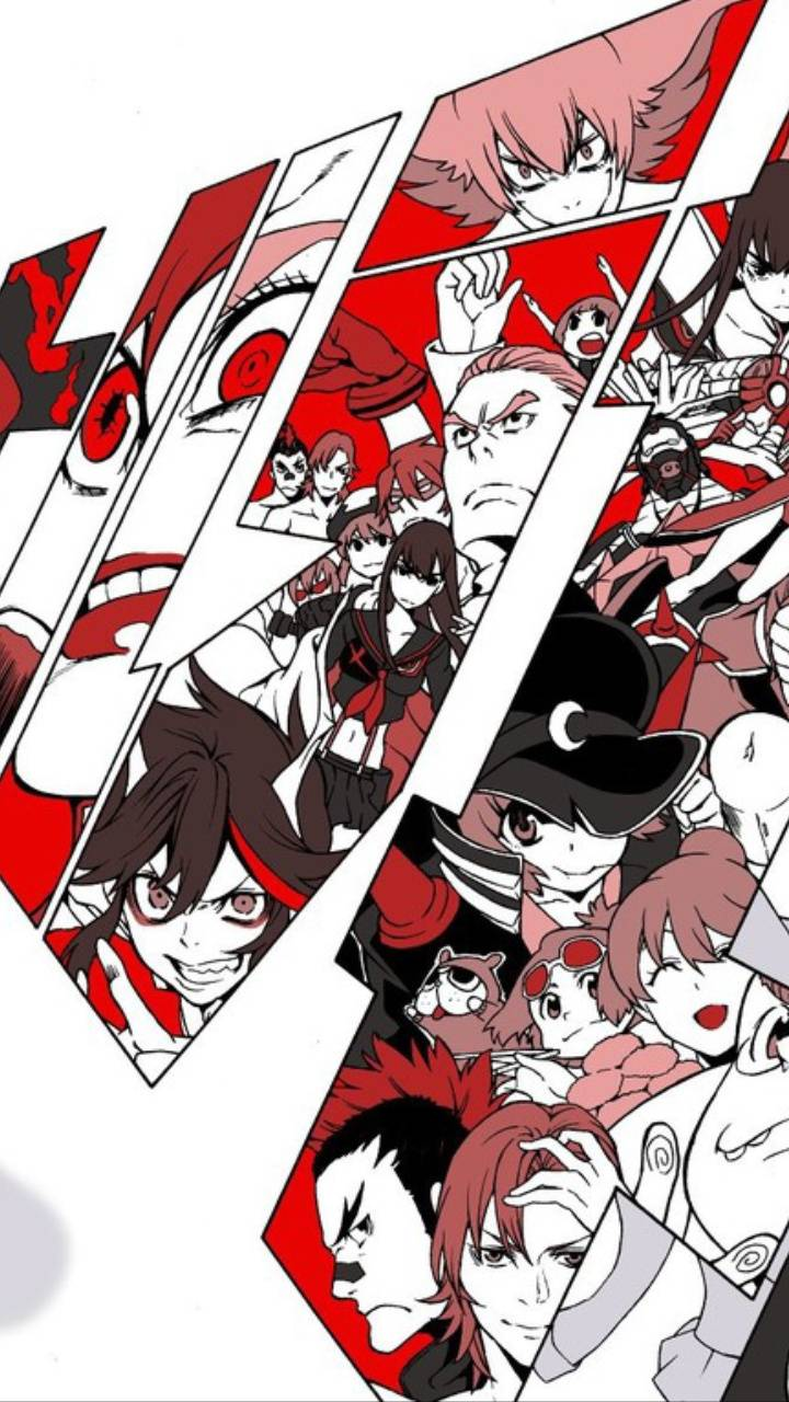 Kill La Kill Wallpaper By Vasi55 A9 Free On Zedge