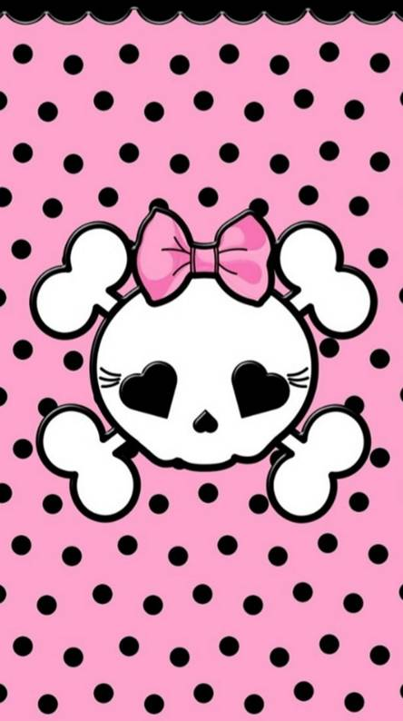 Girly Skull Wallpapers Free By Zedge