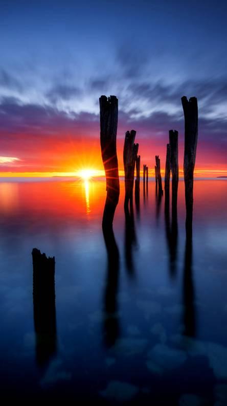 Captivating Sunset