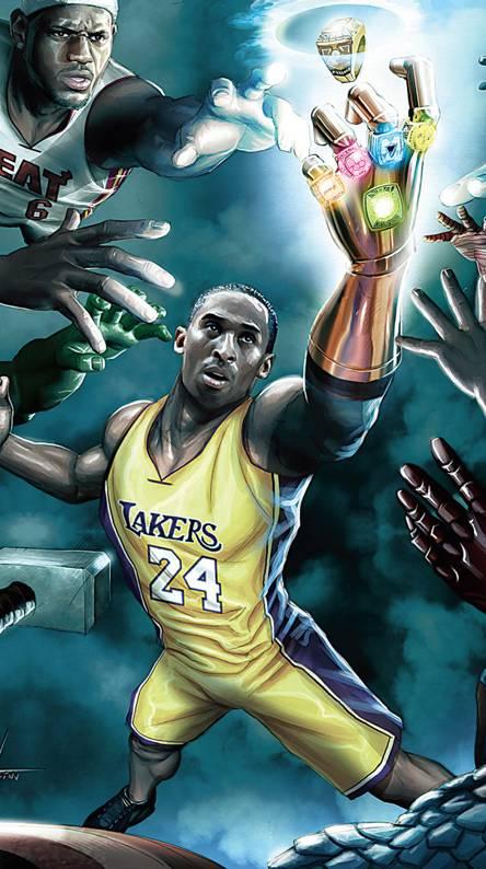 Kobe Comic