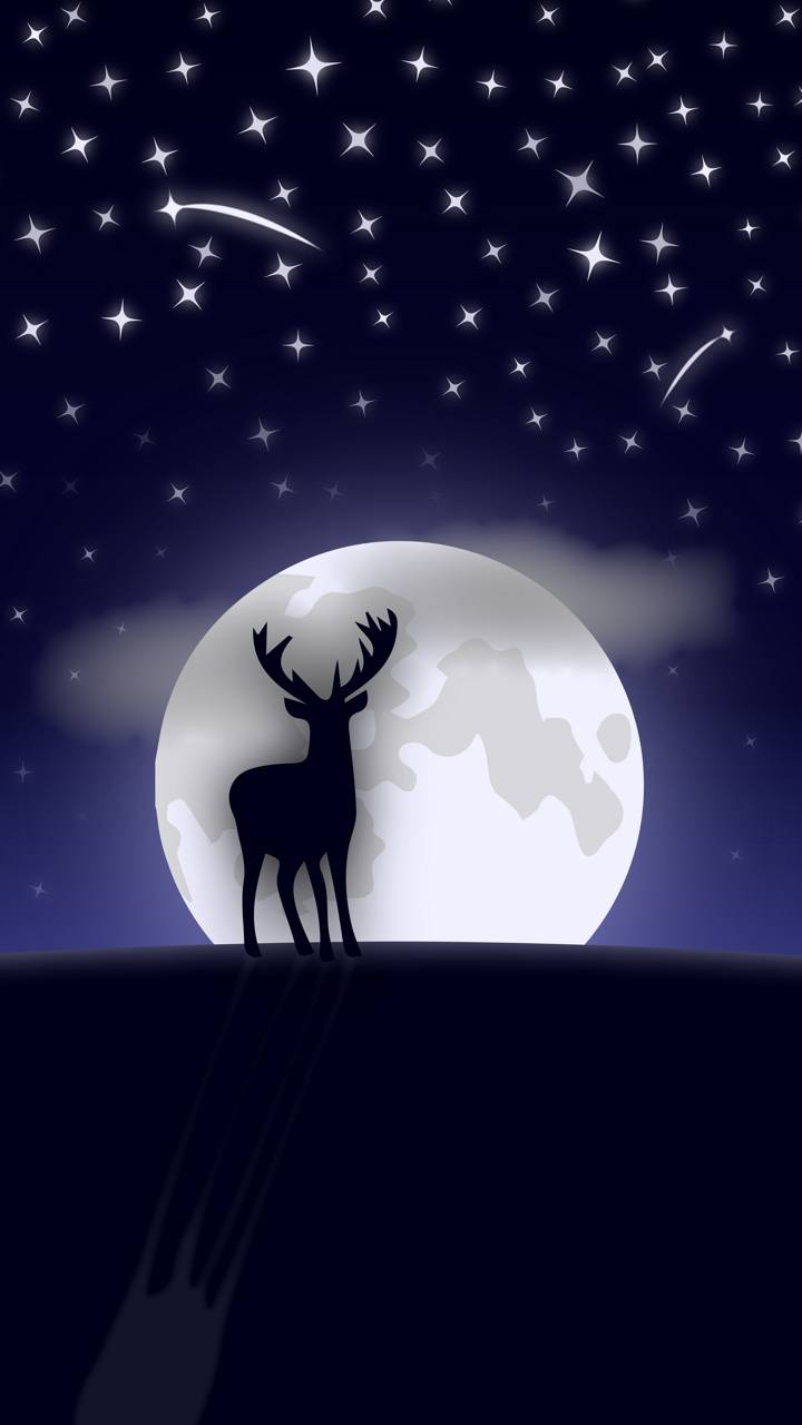 Deer of Moon