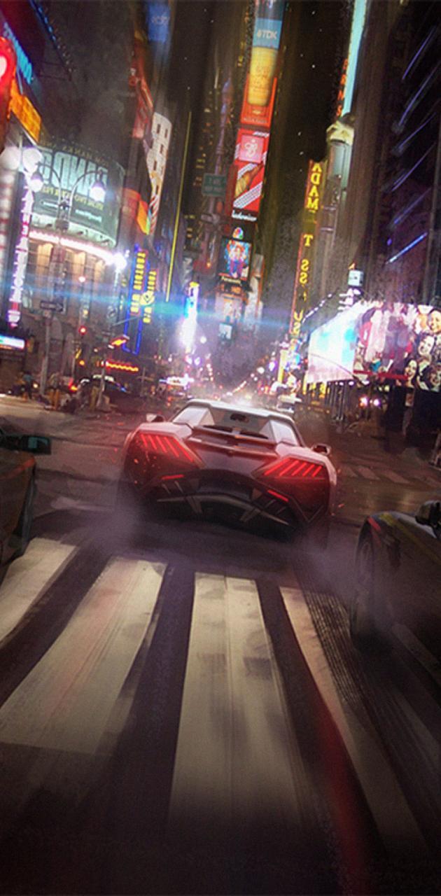 racing street