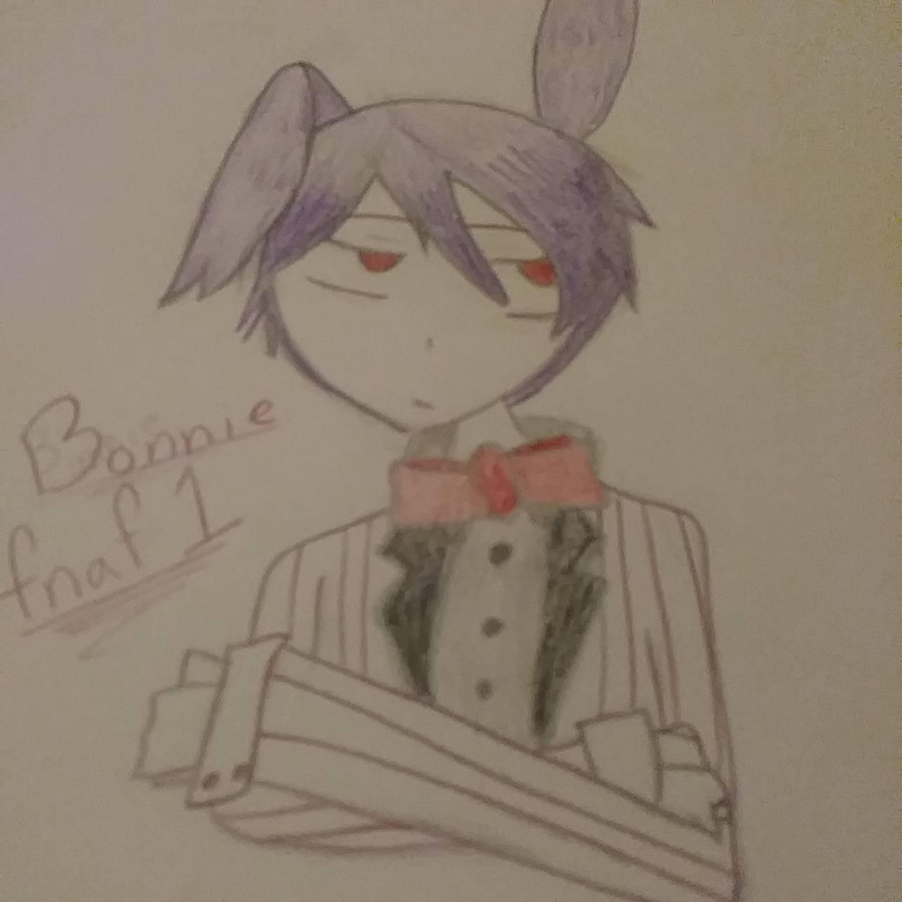 Bonnie fnaf 1