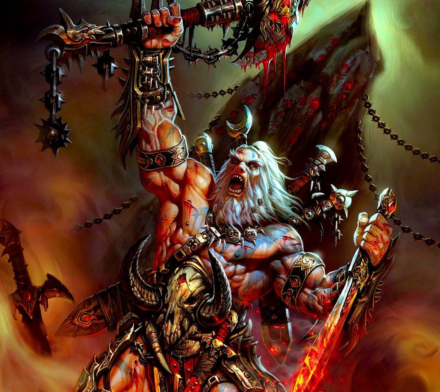 Diablo 3 - Warrior