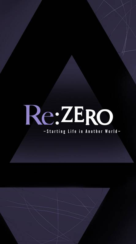 re zero wallpaper