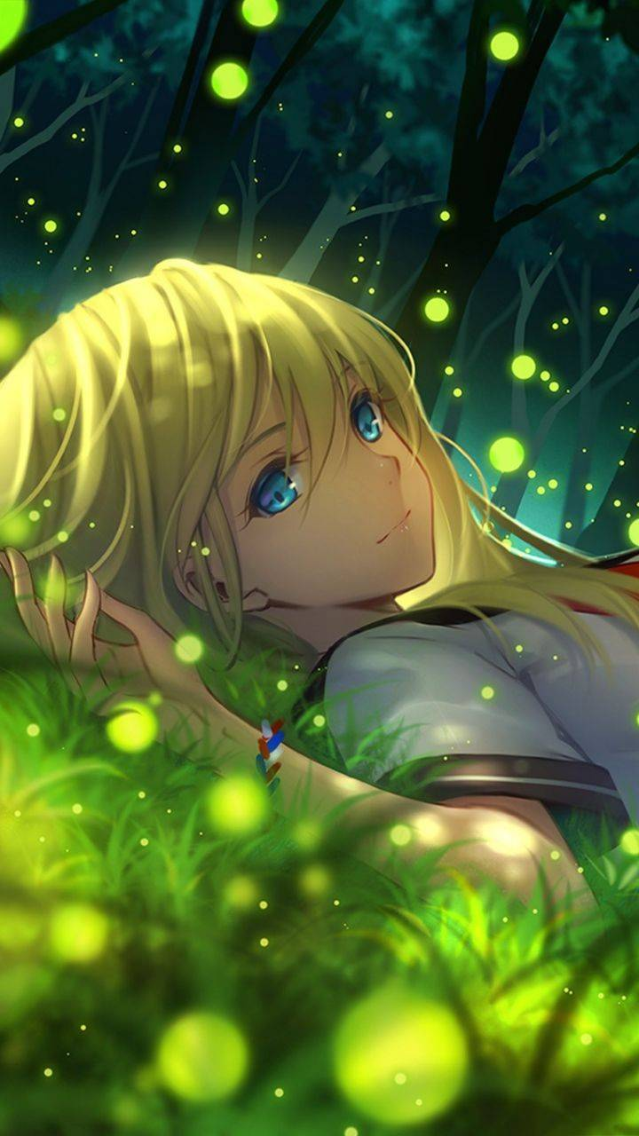 anime Forest wallpaper by XxK1xX - af - Free on ZEDGE™