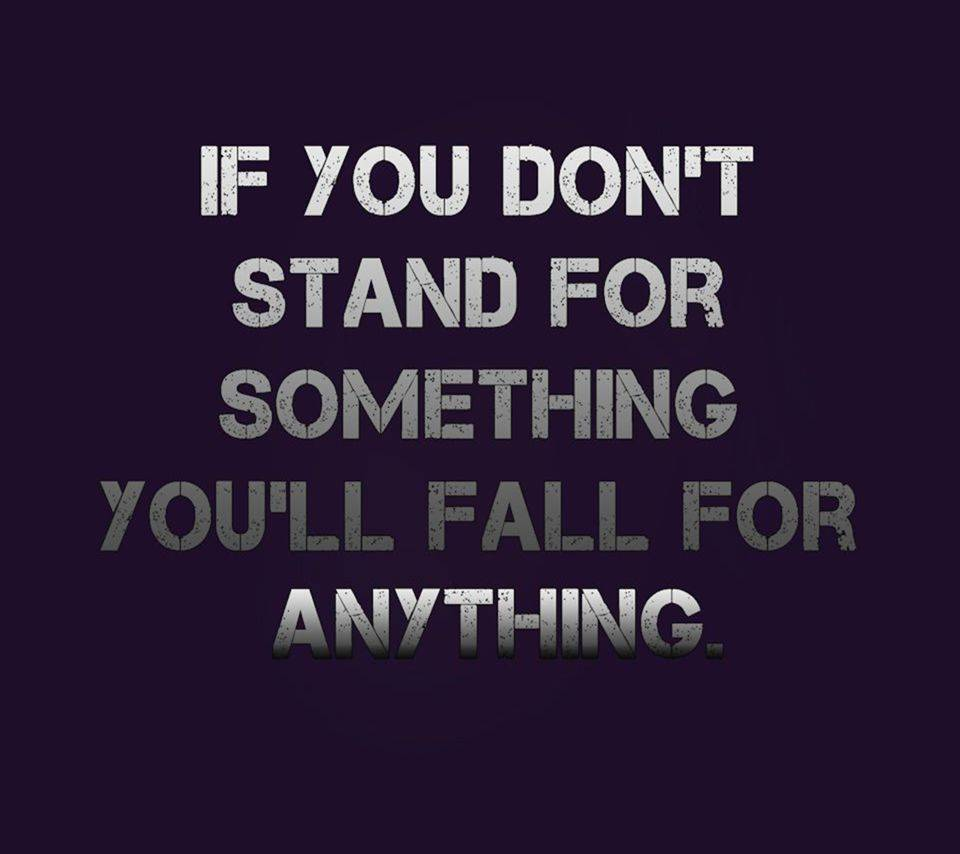 If You Dont Stand