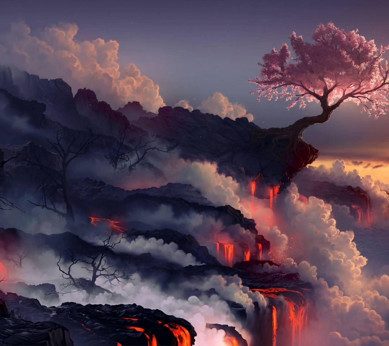 Magma Mountain