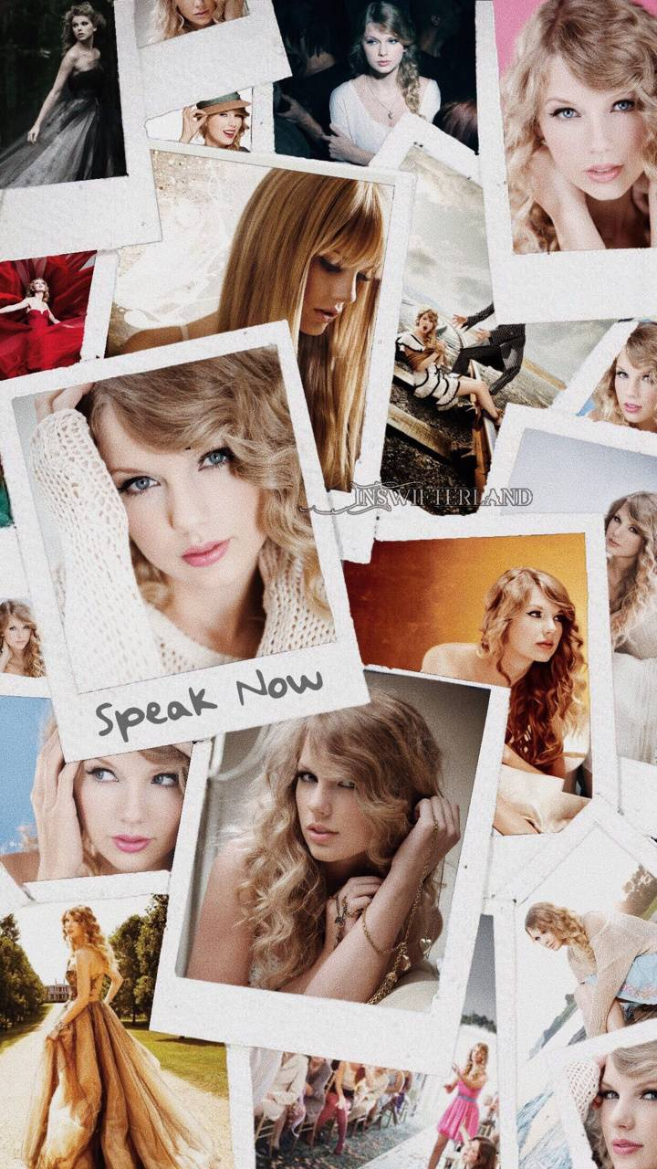 Taylor Speek Now