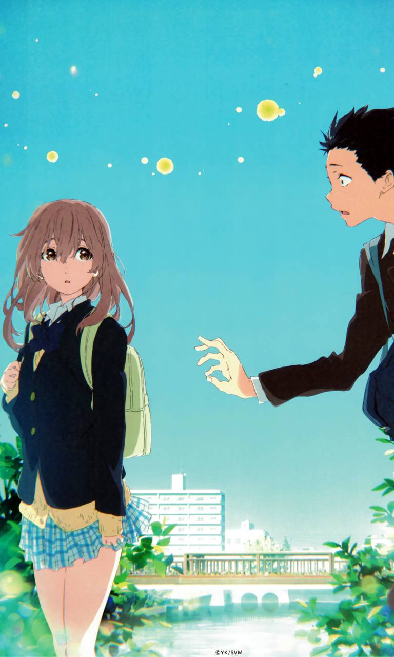 Koe No Katachi Wallpaper By Alc12 Fa Free On Zedge