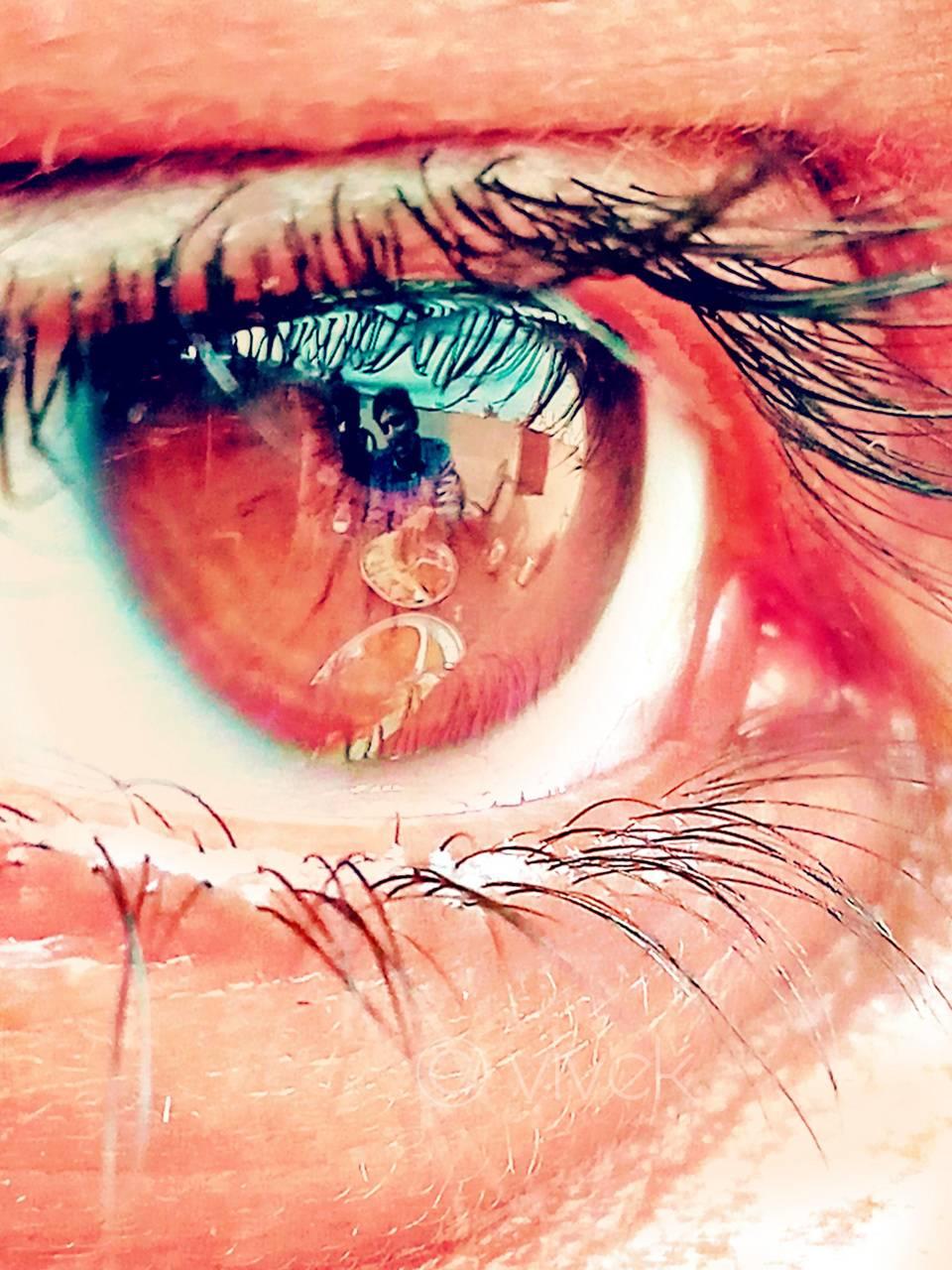 Eye tells everything