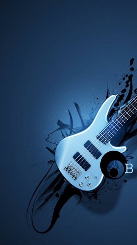Bass Guitar Wallpapers Free By Zedge