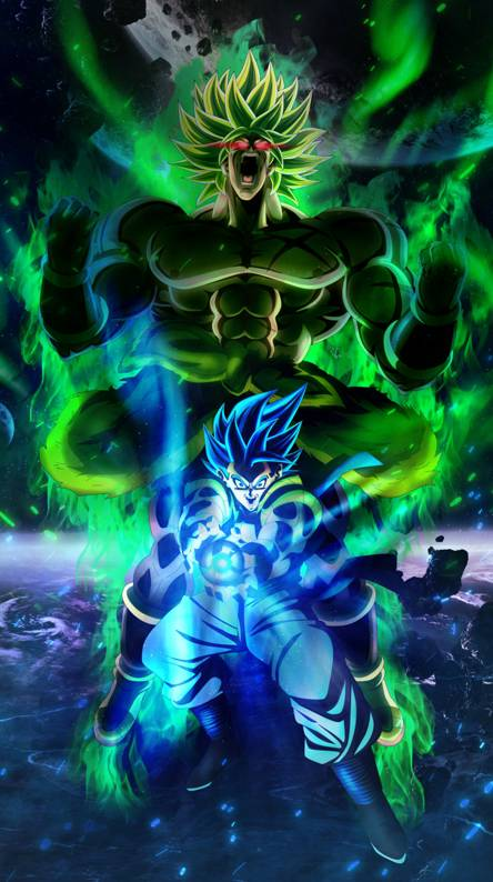 Dragon Ball Super Broly Ringtones And Wallpapers Free By