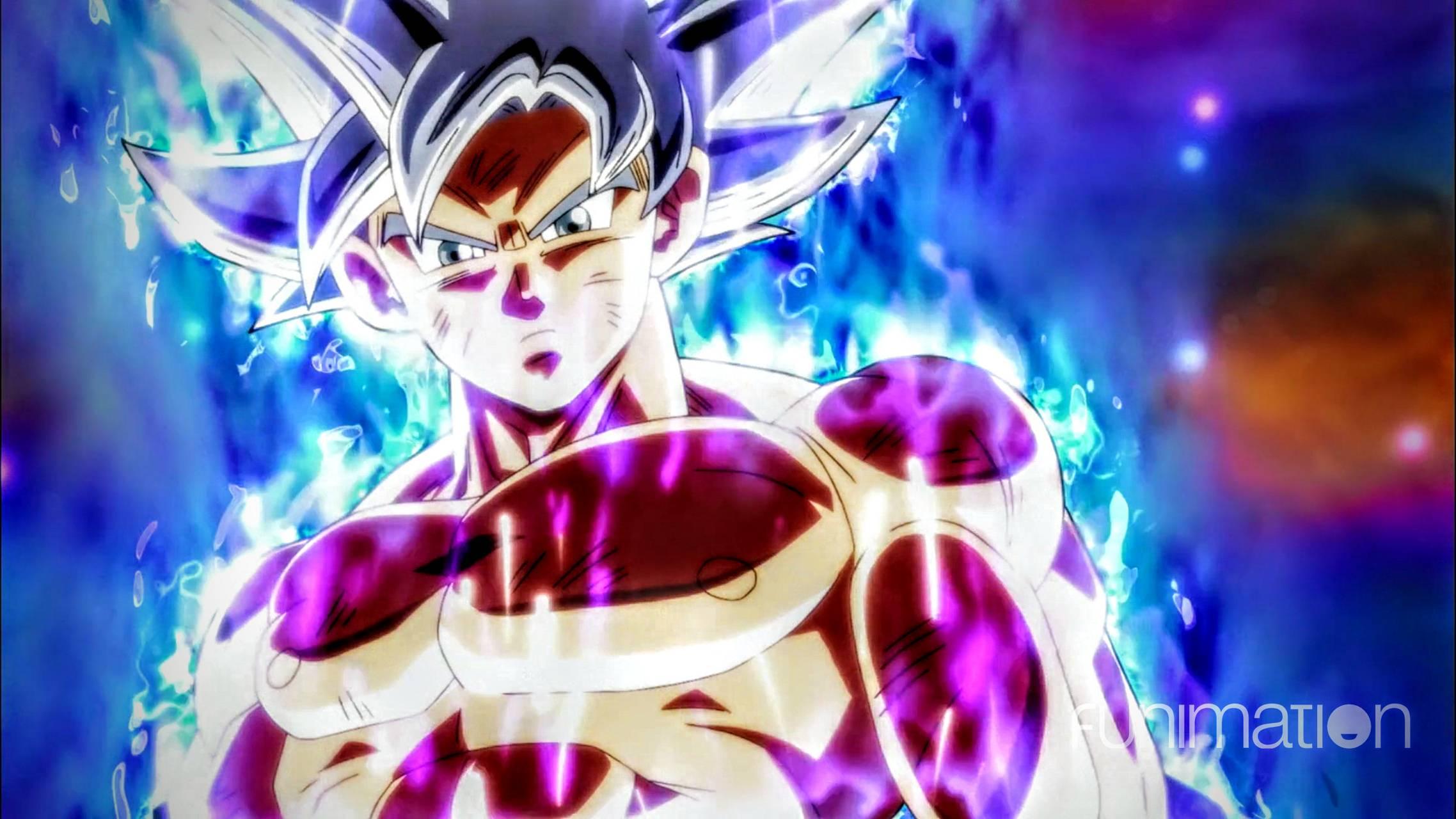 Ultrainstinct Goku