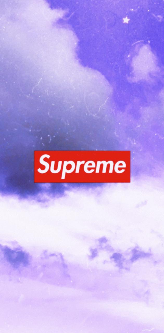 Purple sky supreme