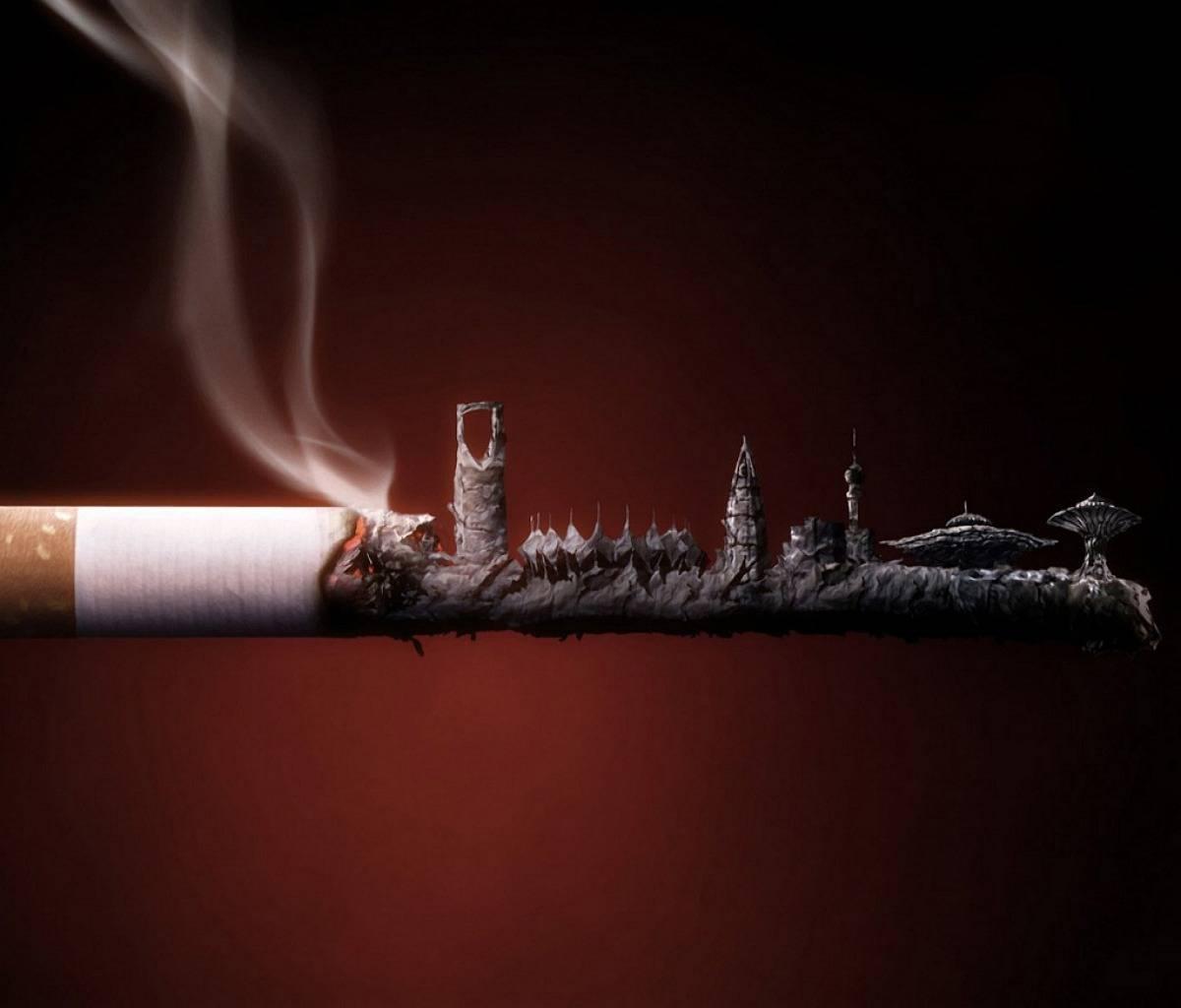 Smoking Kills Hd