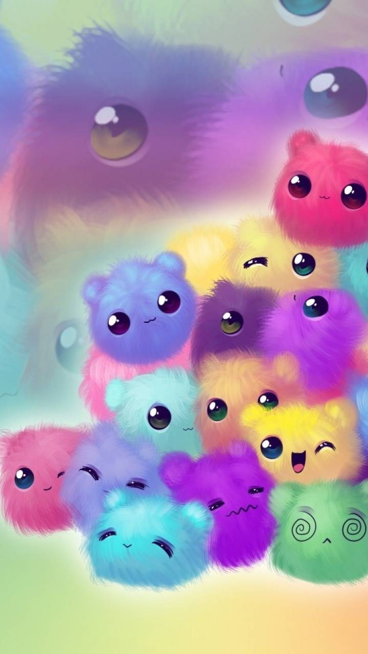 Fluffly Things
