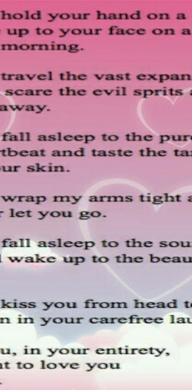 dreams love poem