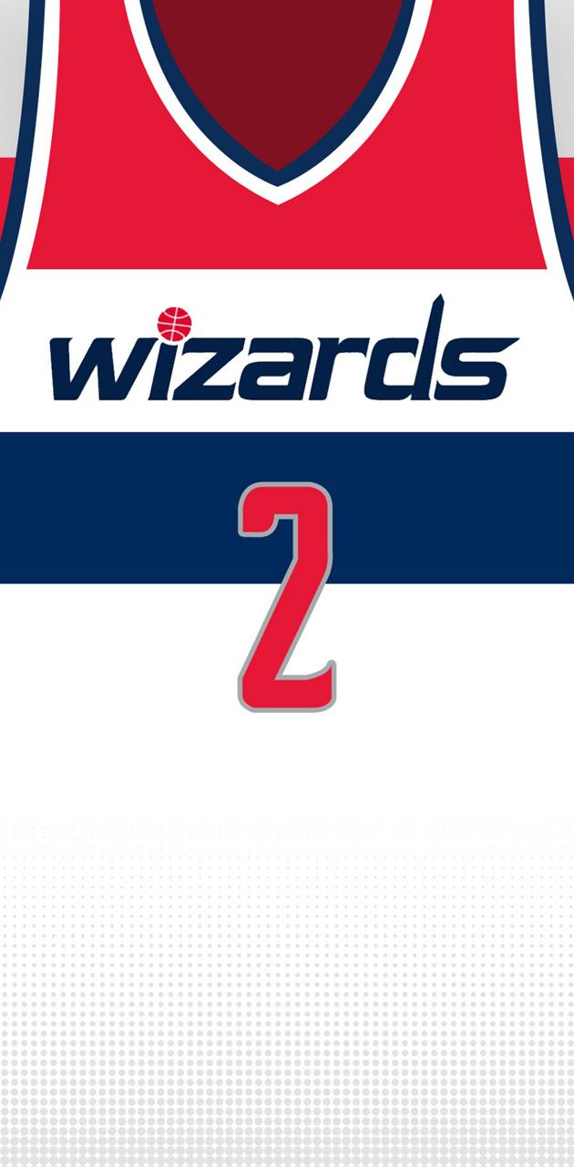 Wizards Jersey 2
