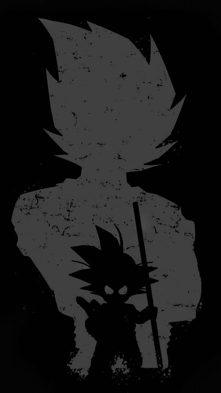 Goku evolution black