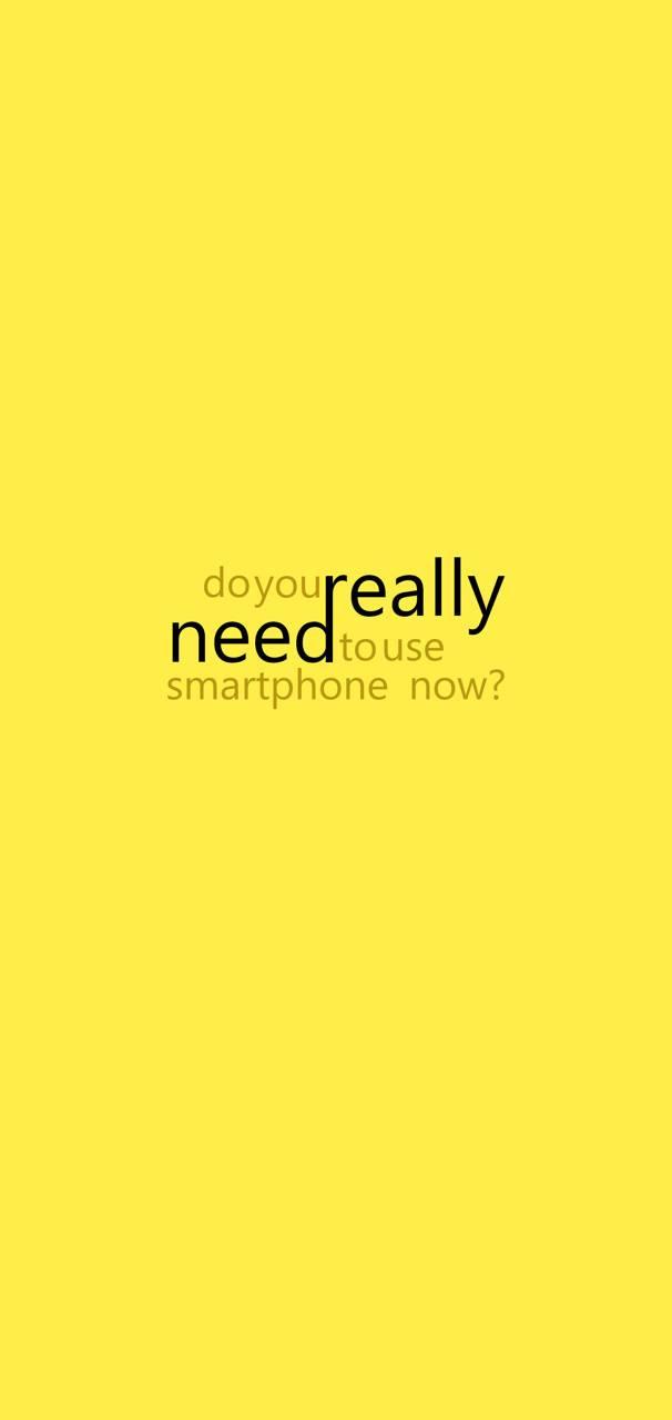 Do you really need