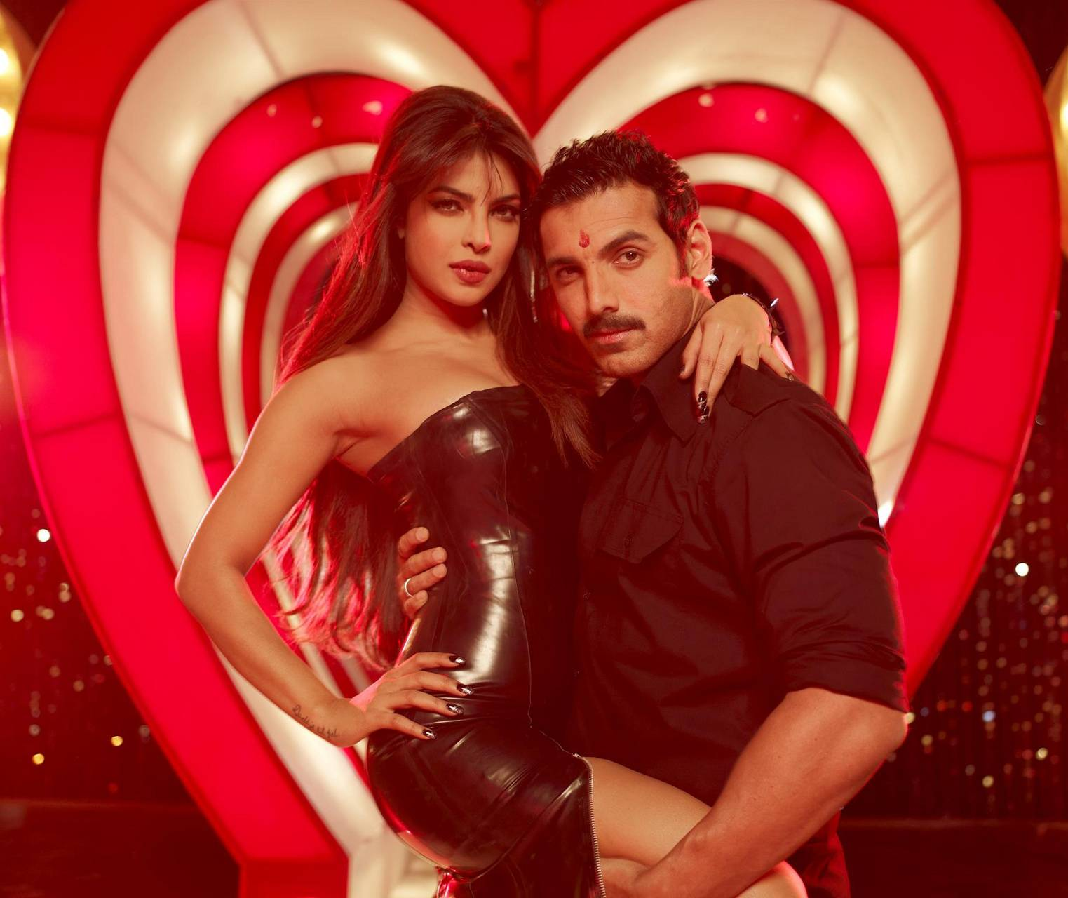 Priyanka And John Hd