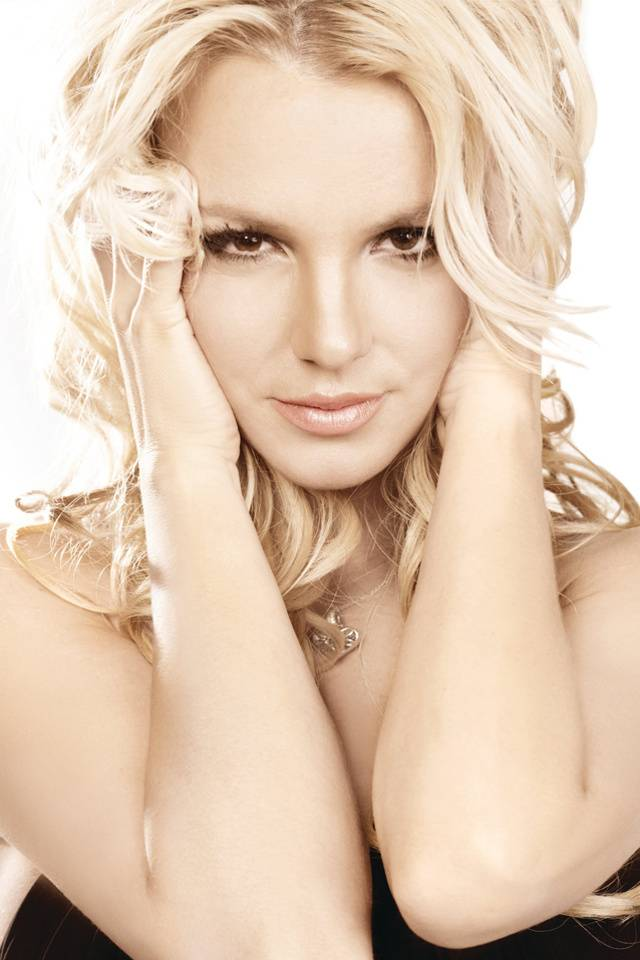 Britney Close Up 2