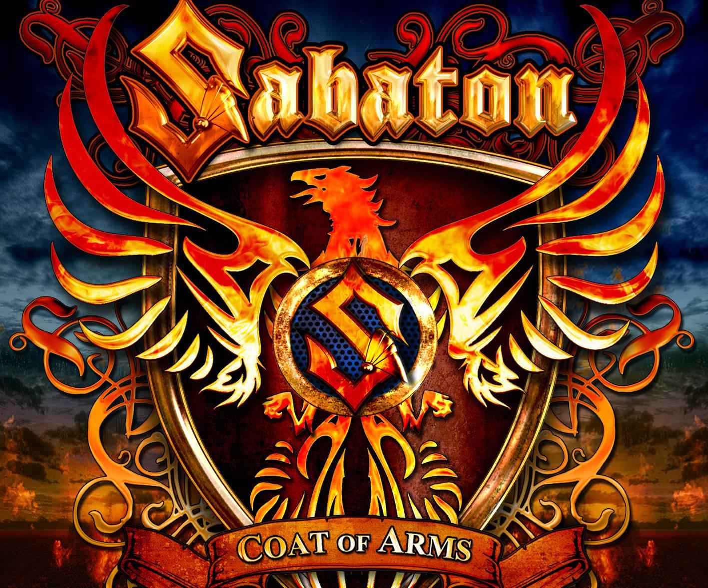 Sabaton-coat Of Arms