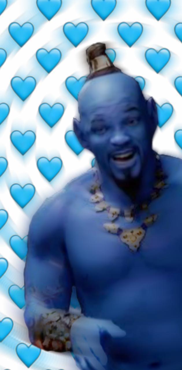 Will Smith genie