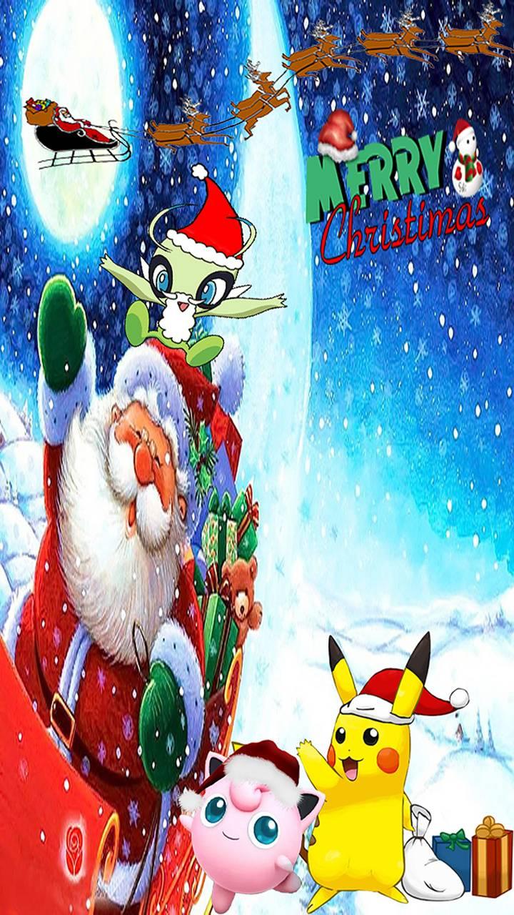 a pokemon christmas