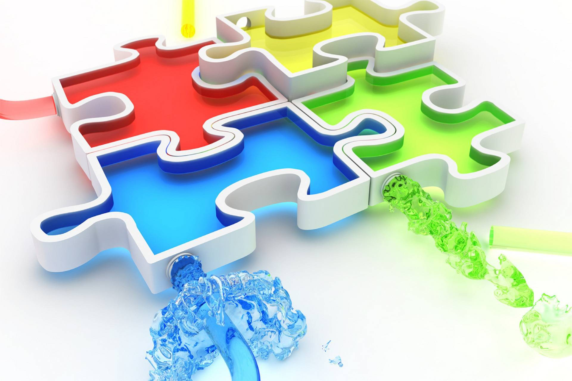 Hd Colorful puzzles