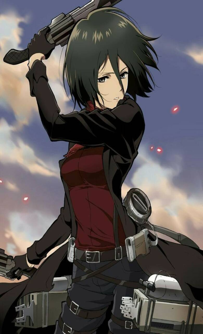 Mikasa Ackerman Wallpaper By Kishidroid237 33 Free On Zedge