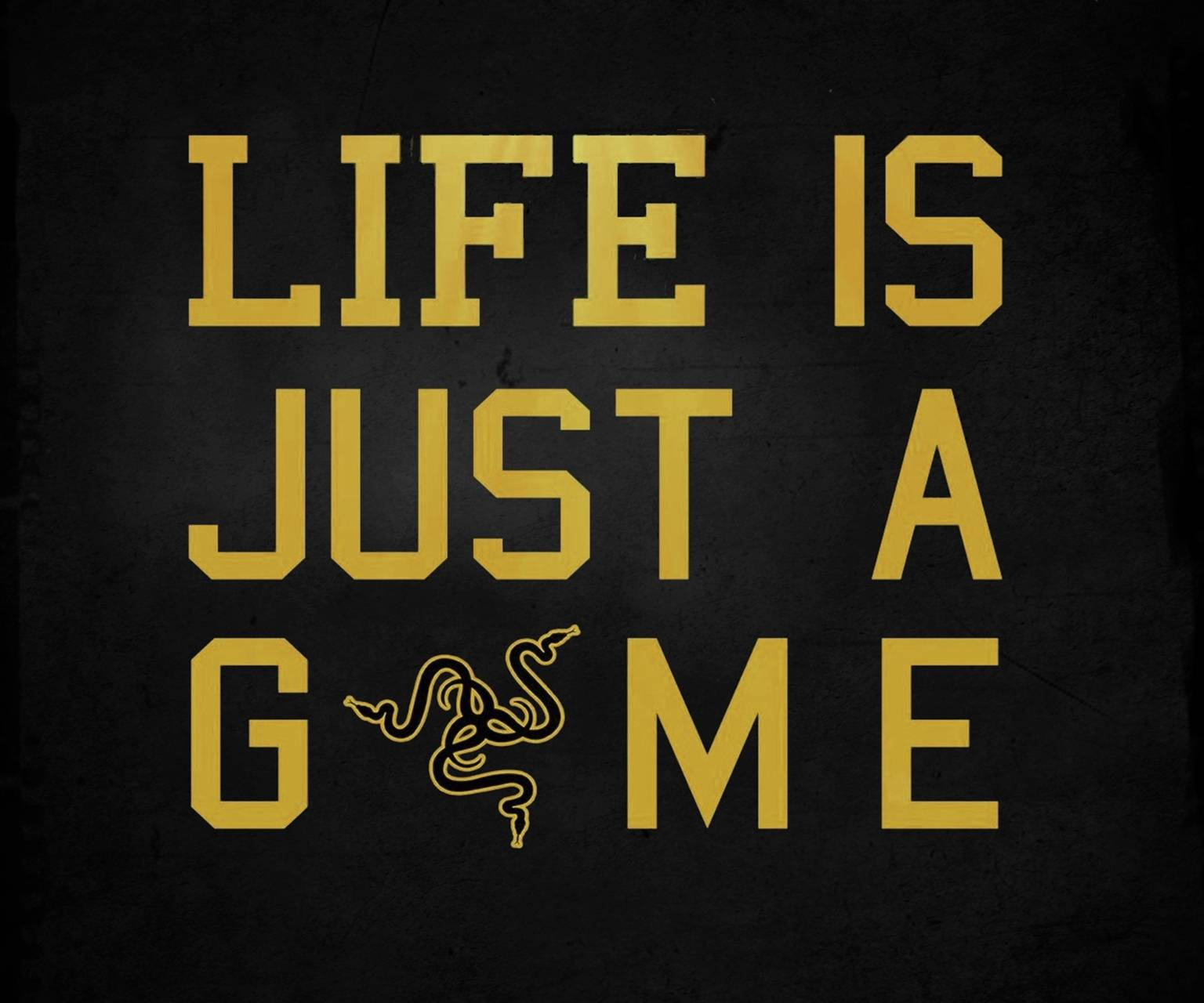 lifes a game