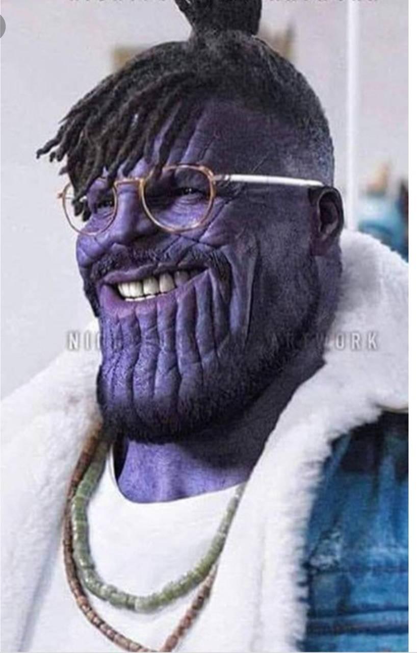 Thanos x Killmonger