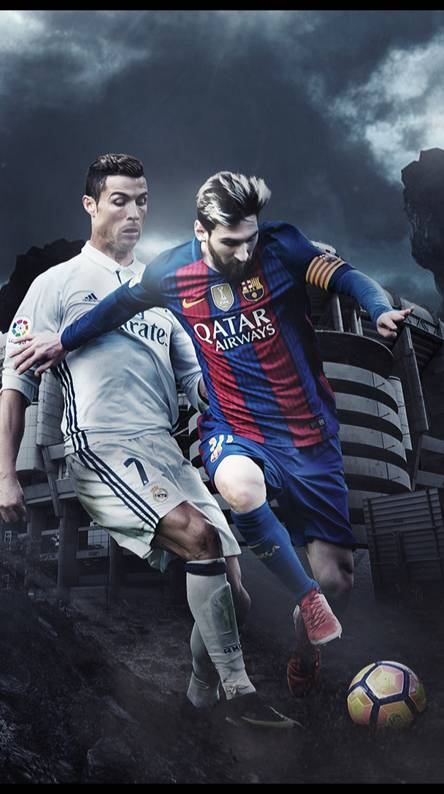 Ronaldo And Messi Ringtones And Wallpapers Free By Zedge