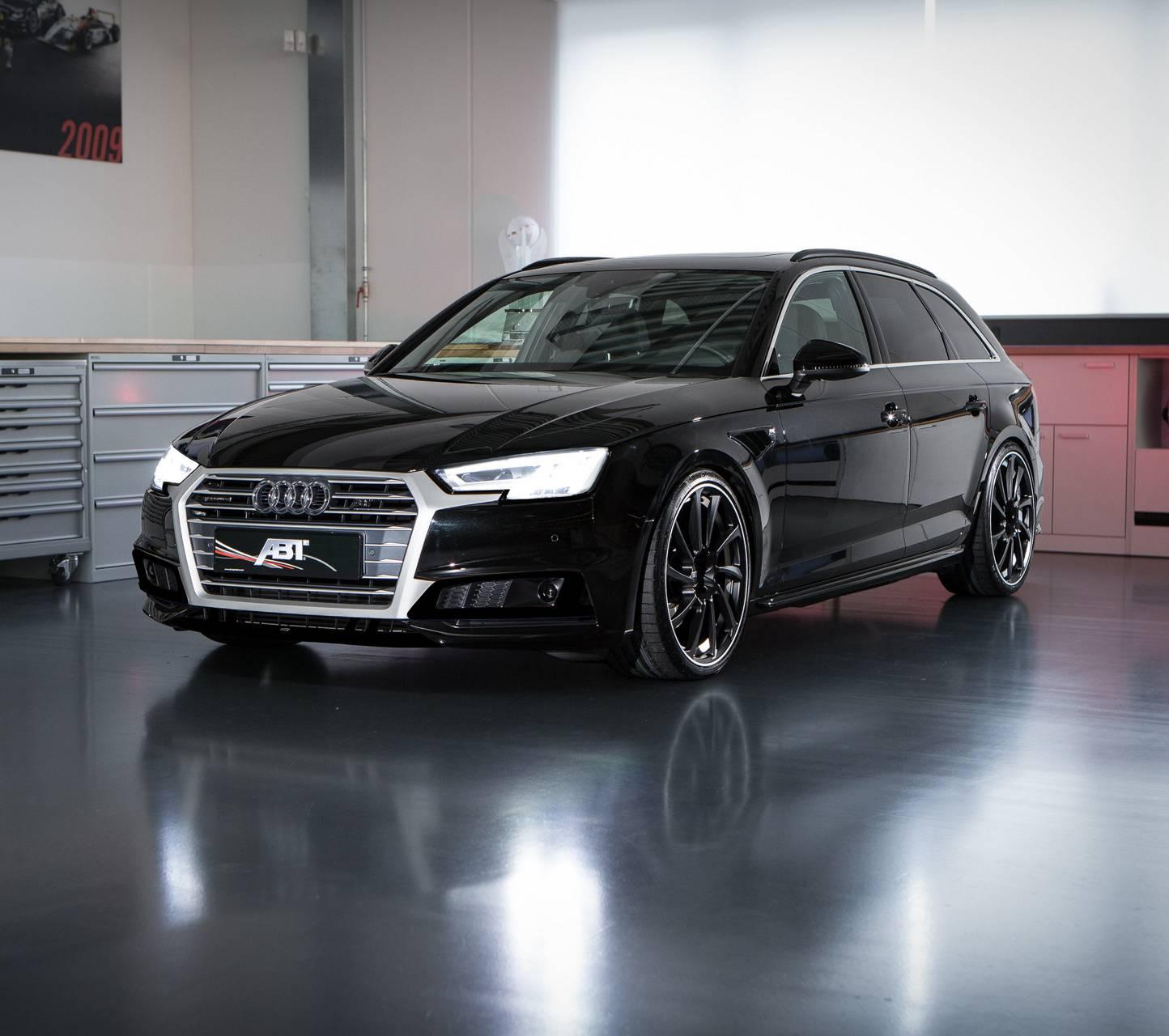 Tuned Audi