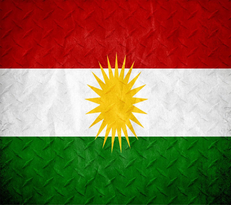Kurdistan Flag Armor