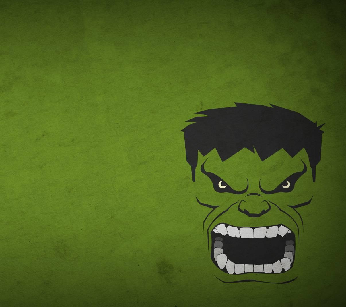 Hulk Wall