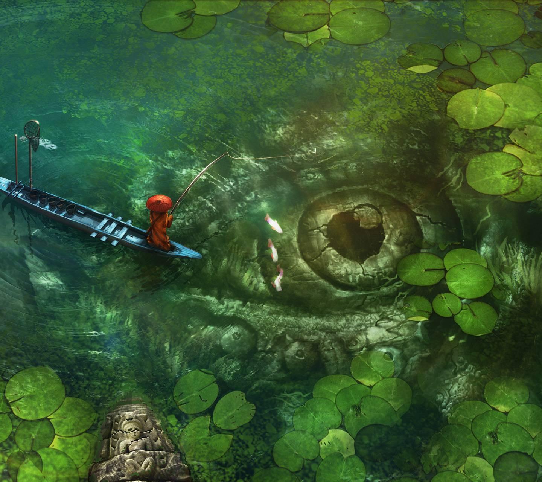 Eye Pond
