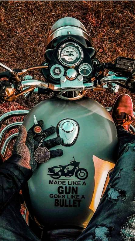 Bullet Bike Wallpapers Free By Zedge