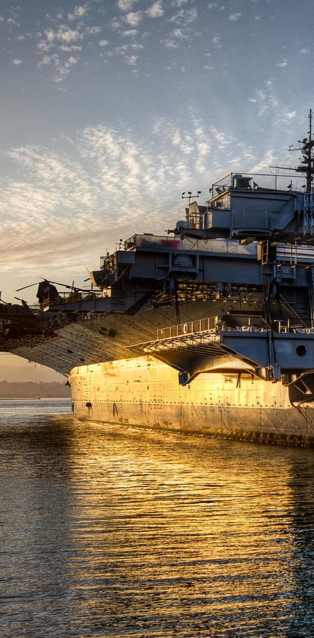 Aircraft Carrier 4K