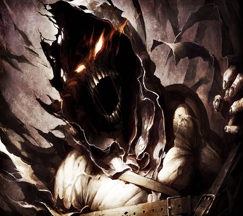 Disturbed Evil