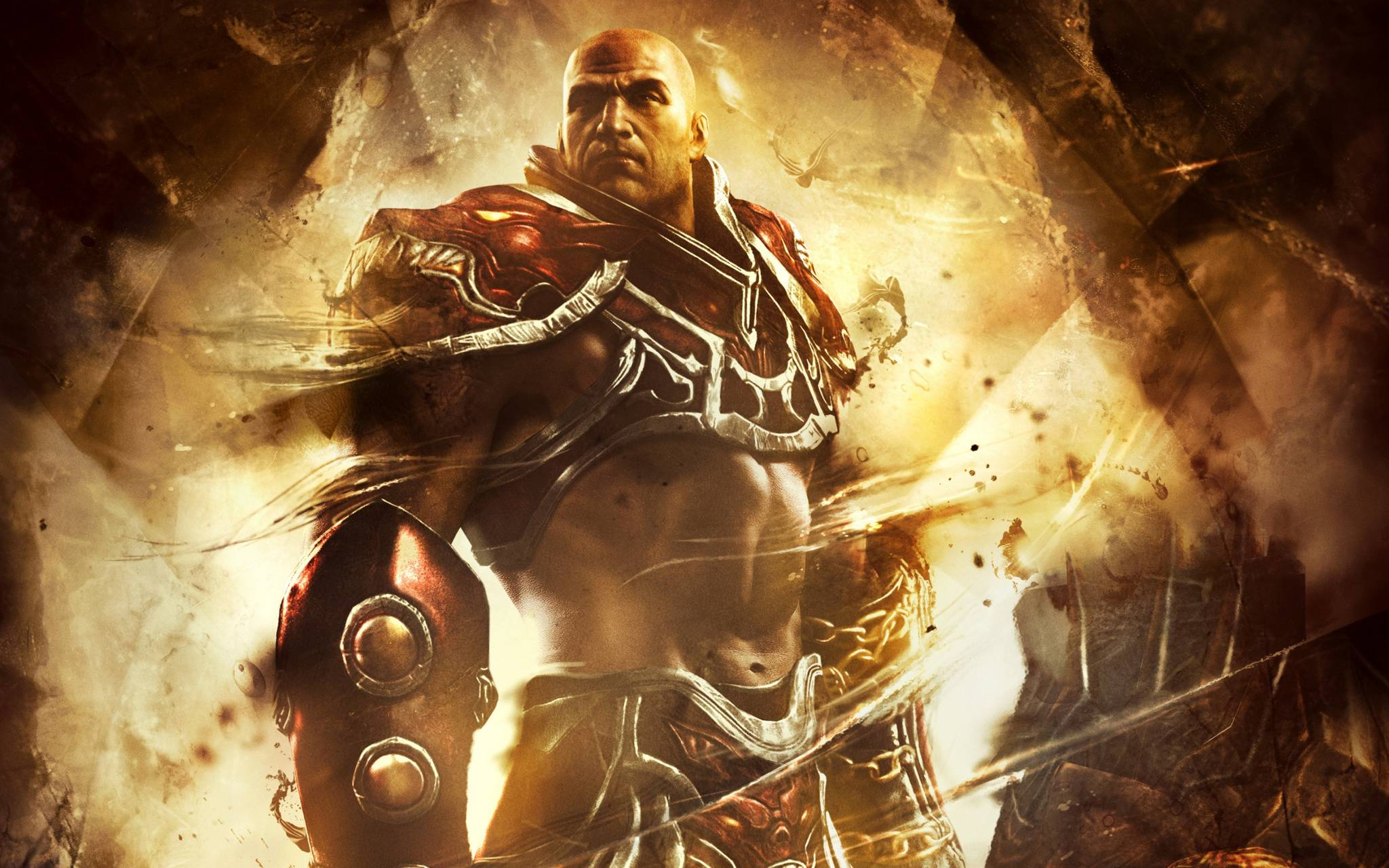 Spartan Warrior God