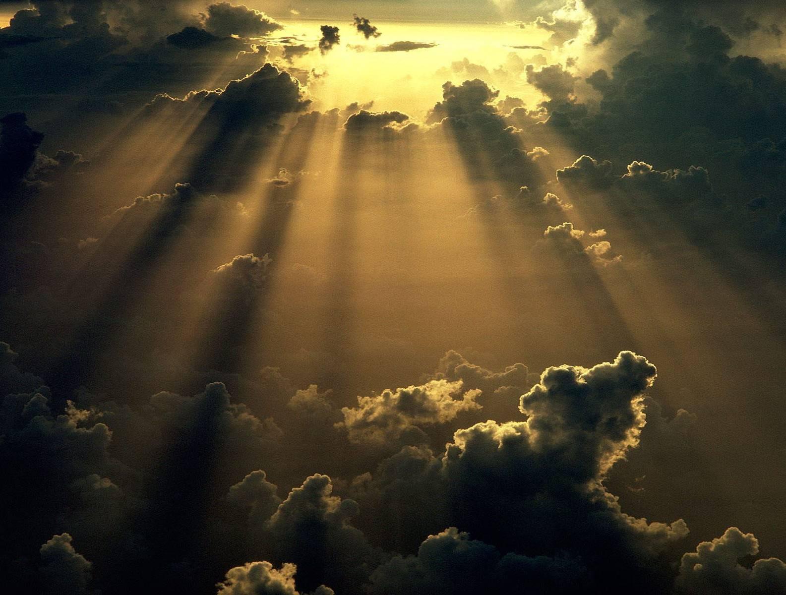 Sun Shine Clouds