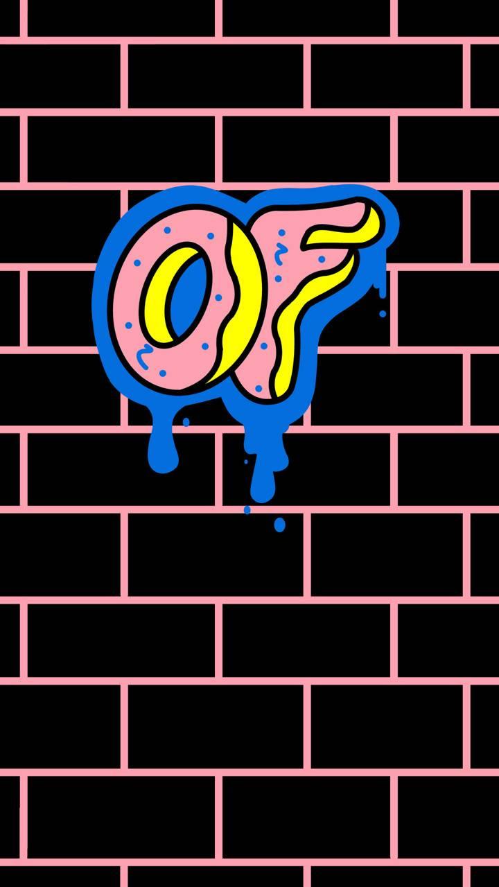 Odd Future Logo wallpaper by