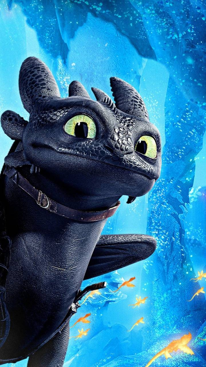 HTTYD 3 Toothless
