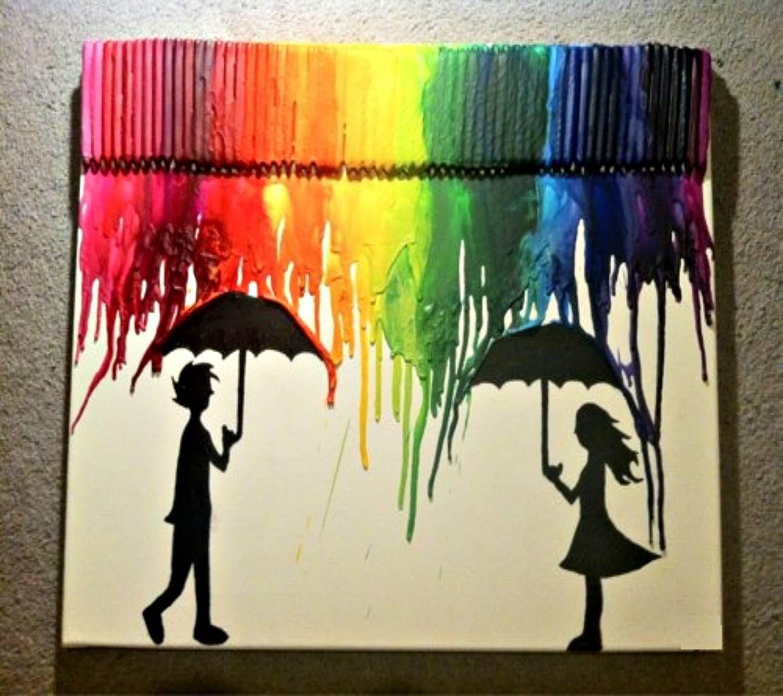 Rainy Paint Hd