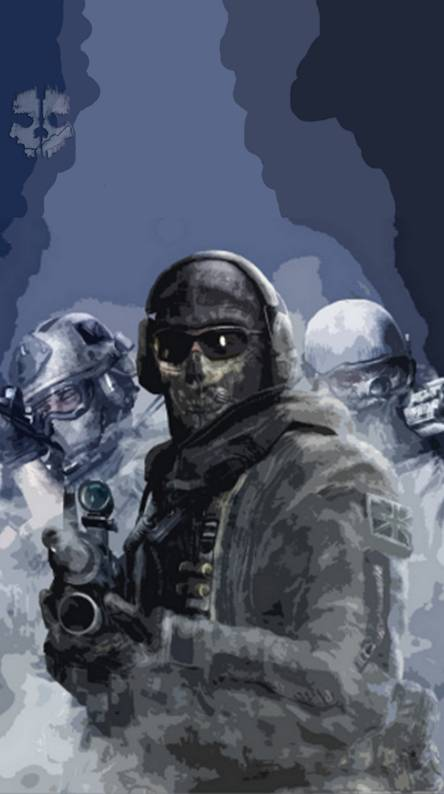Cod Ghost Ringtones And Wallpapers Free By Zedge