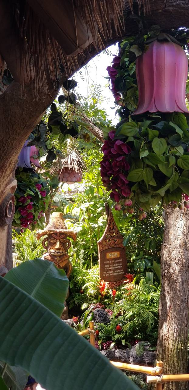 Pele Garden